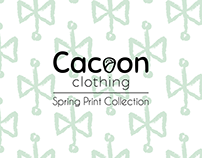 Cacoon Clothing | Surface Pattern Design