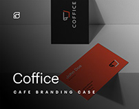 Coffice - branding for coworking cafe