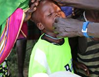 Uganda project campaign