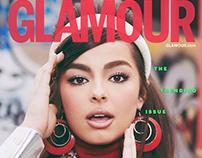 Addison Rae for Glamour UK