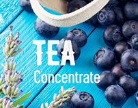 Packing Design. Tea Labels
