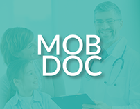 Doctor Meeting Mobile App Design