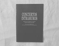 // Propuesta Editorial // Conciertos Intramuros
