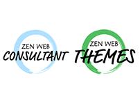 Zen Web Logos