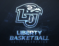2017-18 Liberty Men's Basketball Season Campaign