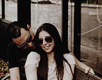 Amanda e Michael.