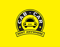 CAB - CAR - Brand Design - Dominican Republic