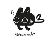 POISSON-MOULE