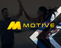 Motive Health & Fitness App
