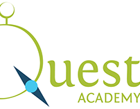 Quest Academy Branding