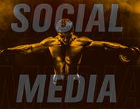 Social Media - BrasilFit