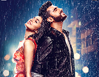HALF GIRLFRIEND FILM POSTERS