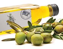 NEA PERAMOS Olive Oil Branding