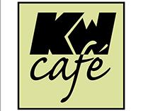Grafisch werk voor klant KW-Café in Eersel