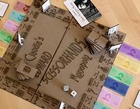 Edward Scissorhands Monopoly