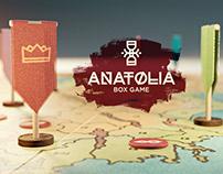 2021 Bitirme Projesi: Anatolia Box Game