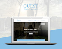 Quest (Charity Web Template)