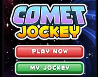 Comet Jockey Concept Art