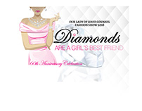 Diamonds Fashion Show