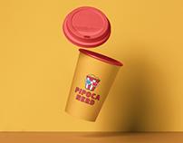 Pipoca Nerd - Rebrand