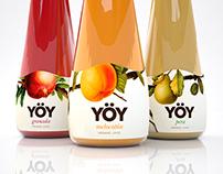 YÖY - Organic Juice