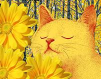 Yellow - Colagem