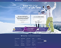 Travel Website Redesign - Improved Booking Conversion