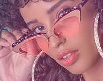 Bonnie Clyde® Eyewear | Lookbook 2018 | Beauty Retouch
