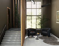 Lobby Hall Architect Design