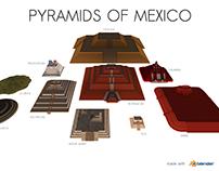 Pyramids of Mexico 2017-12-01