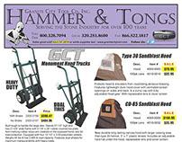 Feb-April Monument Sales 2014 Granite City Tool Flyer
