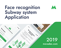 Face recognition subway system application design