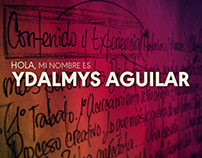 Ydalmys Aguilar 2018