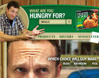 ConAgra Foods - New Business Pitch for Interactive