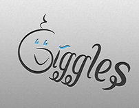 "New View for "" Giggles"" logo"