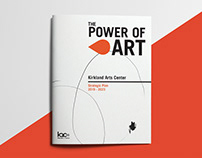 Kirkland Arts Center / Strategic Plan