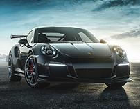 Porsche 911 GT3 RS v3 - CGI