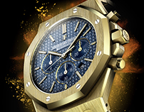 Audemars Piguet - Royal OAK Chronograph