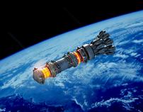 The Space Trip - C4D