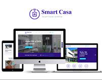 SmartCasa | Home Automation WordPress Theme