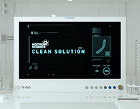 Mother Science Lab_Clean Solution