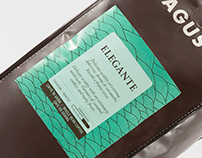Agust — Coffe Packaging & Identity