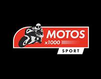 Motos x1000 Sport