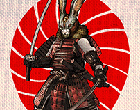 Nibiru: The Samurai Rabbit