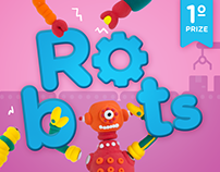 Robots - Idea contest - Jumping clay