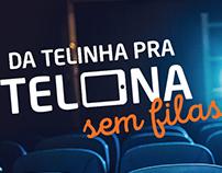 Cineart - Da Telinha Pra Telona Sem Filas