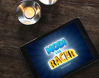 Modi : The Racer, Game Graphics