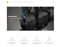 Why Our Shop - Seller eCommerce WordPress Theme