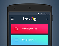 Mobile App - Travog