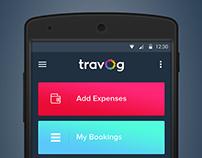 Mobile App - Travog